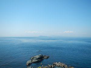 佐田岬からの景色