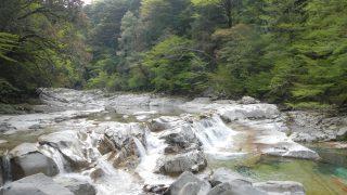 面河渓(おもごけい)