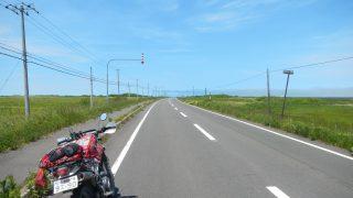 道道35号根室半島線(納沙布岬)