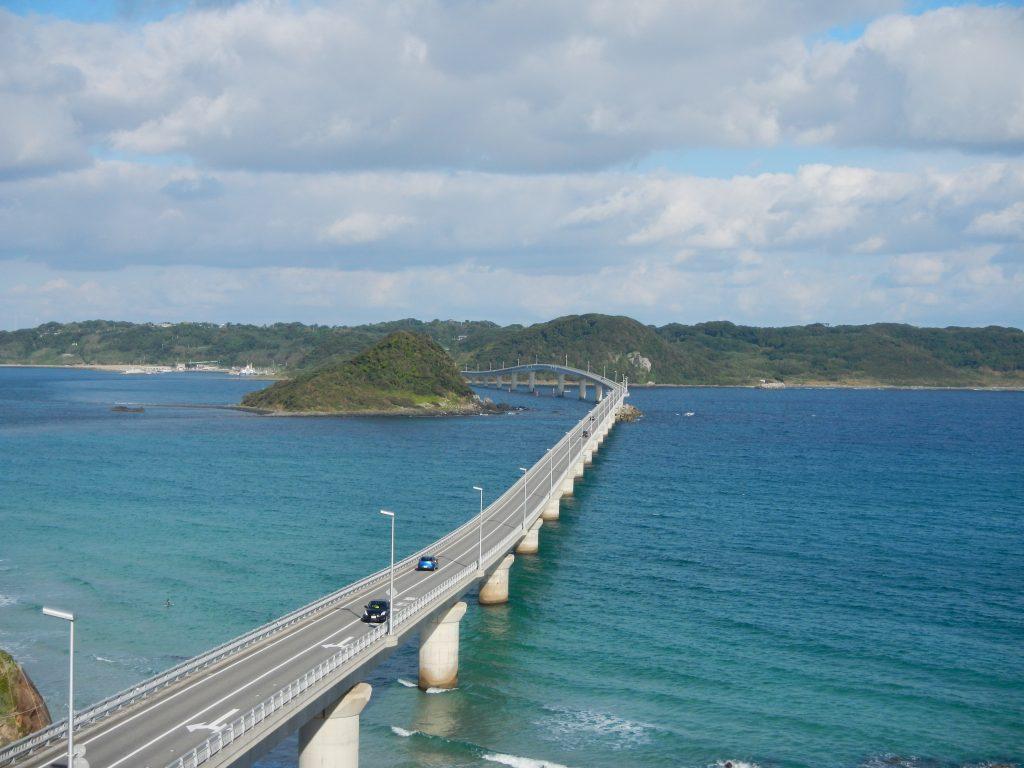 角島大橋絶景ポイント
