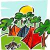 月見野森林公園キャンプ場