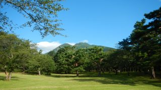 岩木山桜林公園キャンプ場