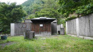 [無料] 堺谷キャンプ場