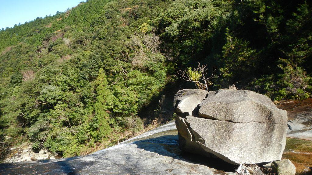 一本松の滝